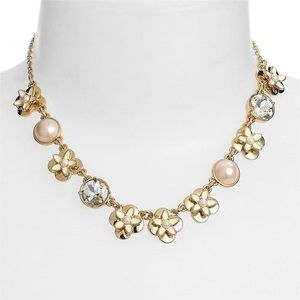 Jewelry - Kate Spade Pearl Statement Necklace